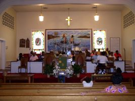 2007 Renuion Choir Practice