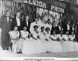 1949 Orange County Training School Prom